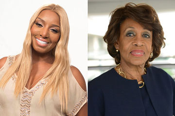 Guest Co-Host NeNe Leakes, Rep. Maxine Waters