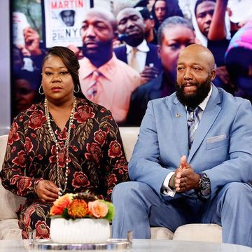Trayvon Martin's parents, @SybrinaFulton & @TrayBricks99, courageously open…