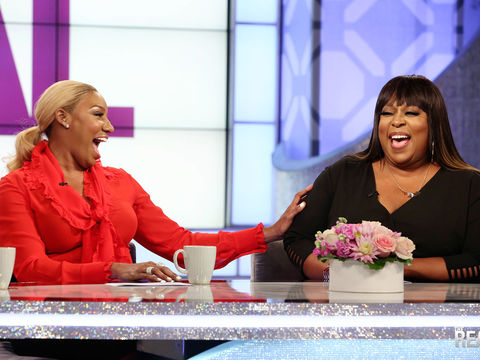'The Real' Hosts Admit They Check Out Loni Love!