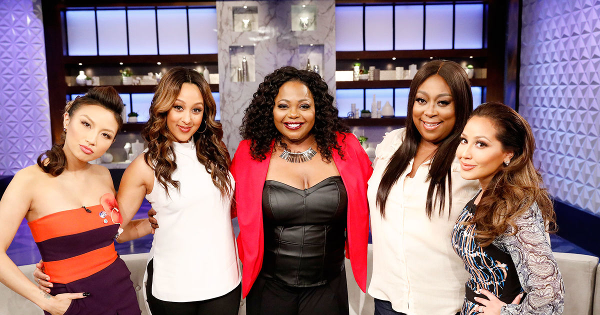 Friday on 'The Real': Cocoa Brown, Plus The Real Claw!