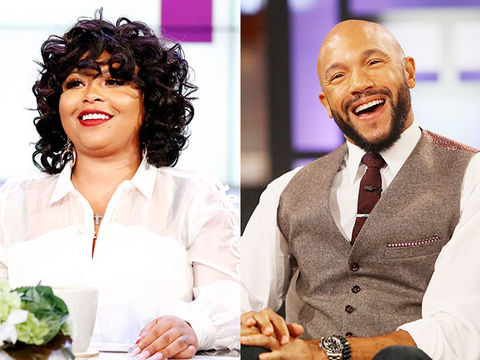 Guest Co-Host Shekinah, Stephen Bishop