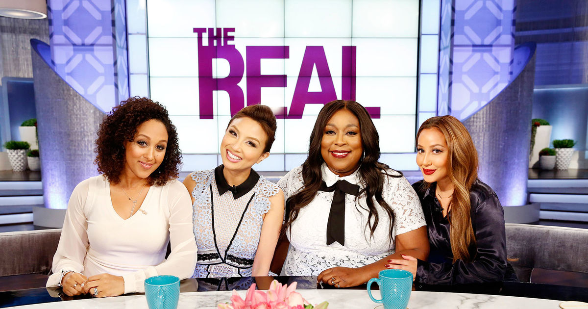 Thursday on 'The Real': It's the Return of Tamera's Take!