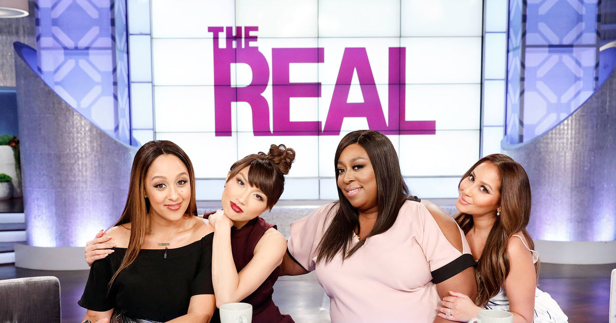 Friday on 'The Real': It's the Best of Girl Chat Show!