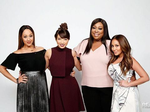 Today on #TheReal, it's the Best of Girl Chat!